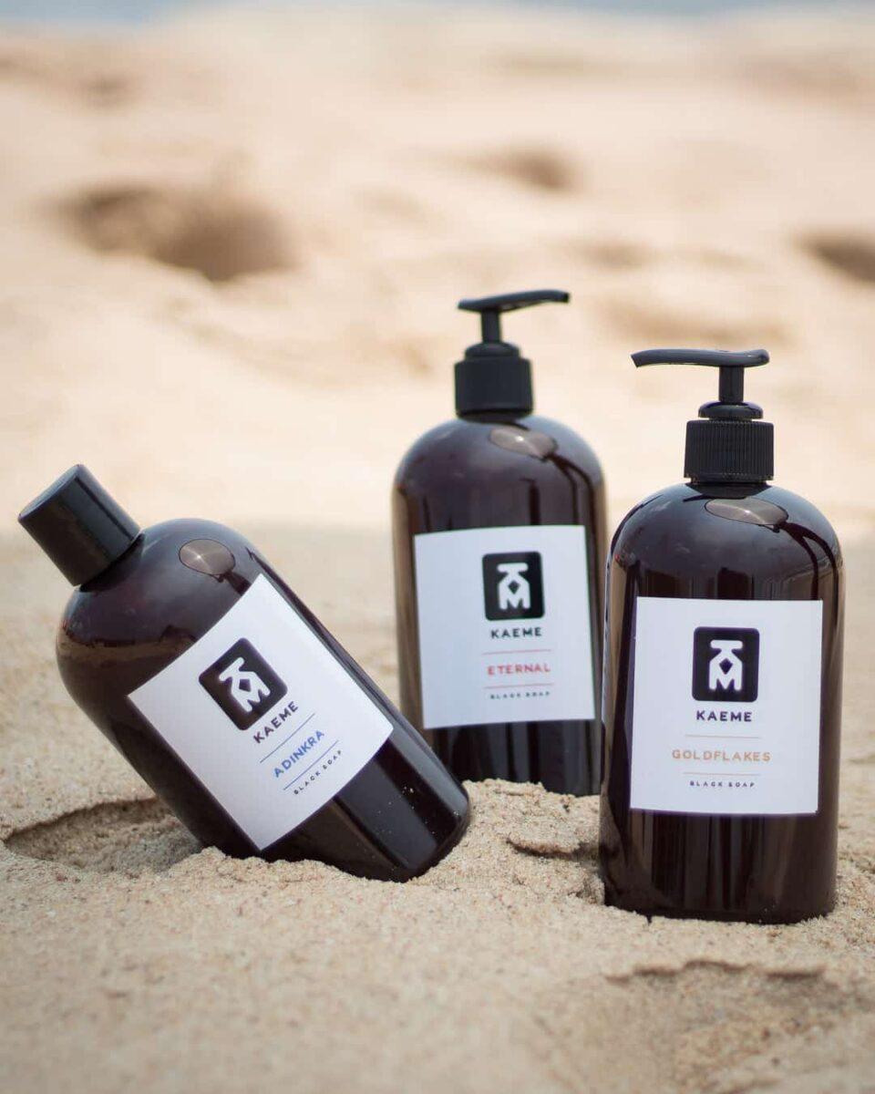 KAEME Black Soap