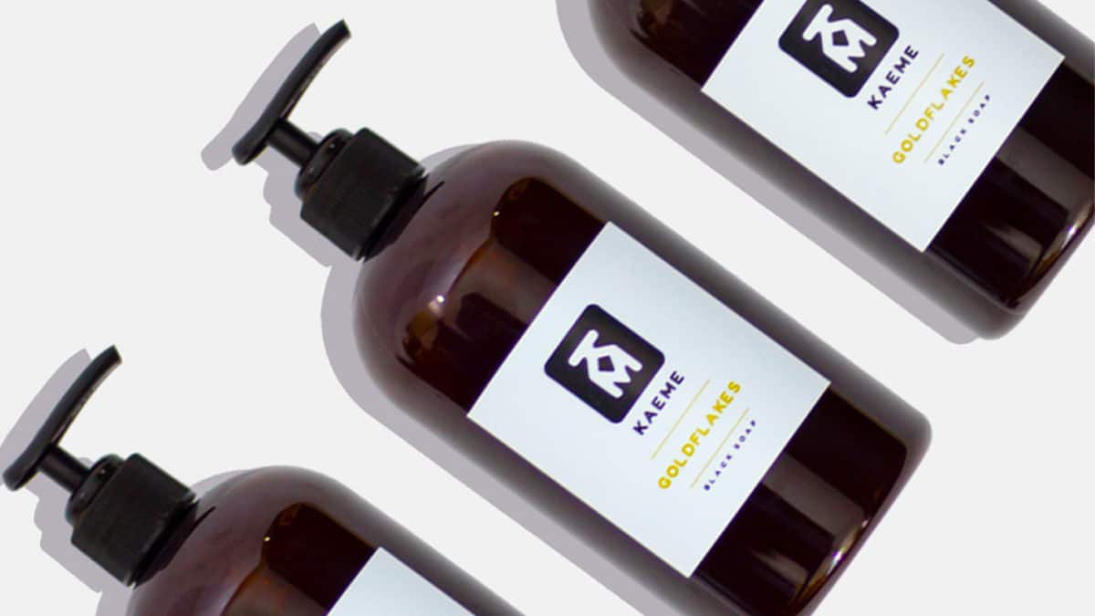 kaeme skincare products